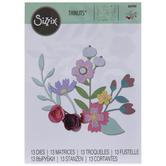 Sizzix Thinlits Flora Dies