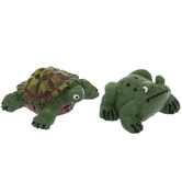 Miniature Turtles & Frogs