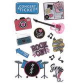 Concert 3D Stickers