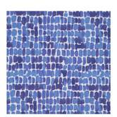 Blue Watercolor Dots Gift Wrap