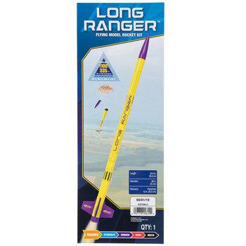 Long Ranger Model Rocket Kit