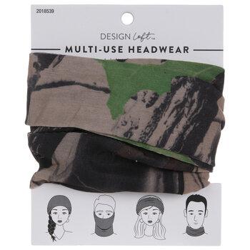 Camo LeavesMulti-Use Headwear