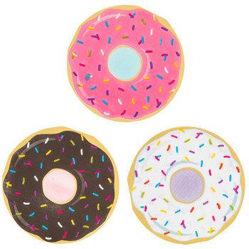 Donut Napkins - Large