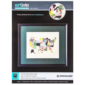 Map Of America Counted Cross Stitch Kit