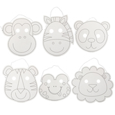Paper Animal Masks