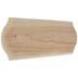 Beveled Wood Plaque - 16