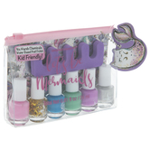 Let's Be Mermaids Nail Polish Kit