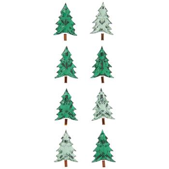 Rhinestone Tree Stickers