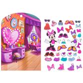 Minnie Dress N' Play Sticker Activity