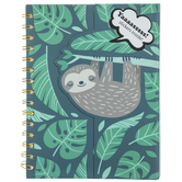 Have A Slothtastic Day Notebook