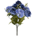Blue Rose, Hydrangea & Berry Mixed Bush