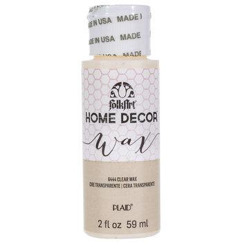 Clear Home Decor Wax
