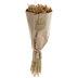 Yellow Flower & Dried Wheatgrass Bundle