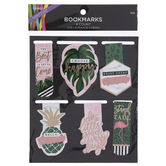 Choose Happy Magnetic Bookmarks