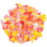 Flames Crystal Angles Mosaic Tiles