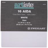 16-Count Aida Cross Stitch Fabric