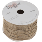 Natural Twine - 2mm