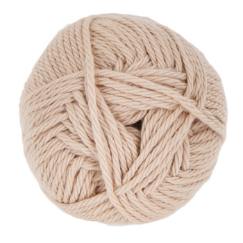 Antique Cream I Love This Cotton Yarn