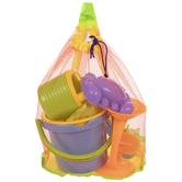 Beach Toys With Mesh Bag