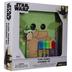 Baby Yoda Plush Journal Stationery Kit