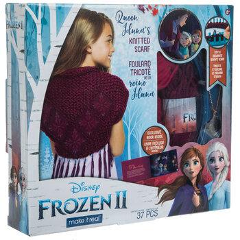 Frozen 2 Queen Iduna's Knitted Scarf Kit