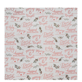 Merry & Bright Holly Gift Wrap