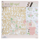 Hello Little Angel Paper Crafting Kit