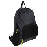 Gray Fit Kicks Hideaway Backpack
