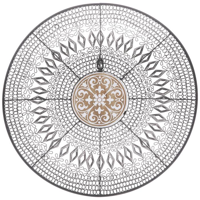 Circle Medallion Metal Wall Decor, Round Wall Decor Hobby Lobby