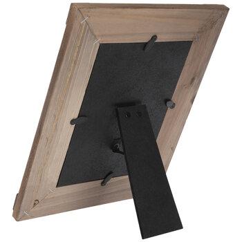 "Fishing Lures Wood Frame - 5"" x 7"""