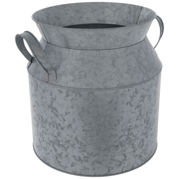 Galvanized Metal Tree Container
