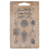 Silver Lucky Adornments