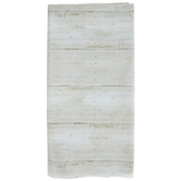 Whitewash Wood Plank Print Table Cover