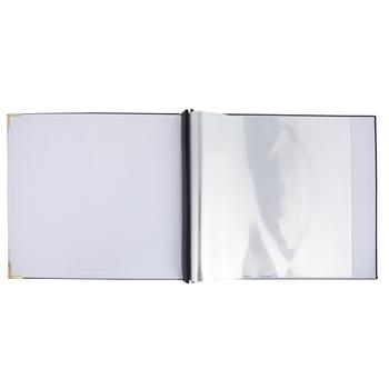 "Breathtaking Moments Post Bound Scrapbook Album - 12"" x 12"""
