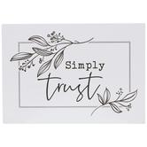 Simply Trust Prayer Box