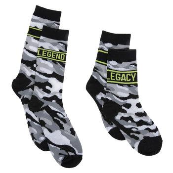 Legend Legacy Camouflage Crew Socks