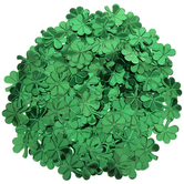 Green Shamrock Confetti