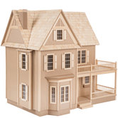 Victoria's Farmhouse Dollhouse