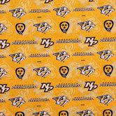 NHL Nashville Predators Cotton Fabric
