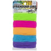 Neon Friendship Cord