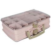 Double-Sided Satchel Craft Storage Case