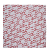 Red Glitter Merry Christmas Gift Wrap