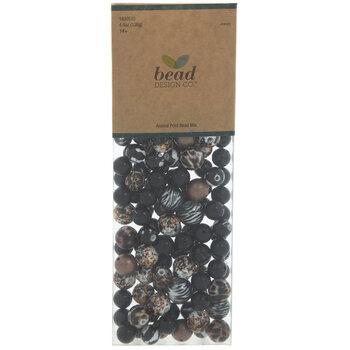 Animal Print Bead Mix