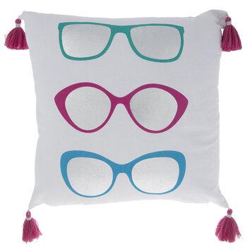 Sunglasses Metallic Tassel Pillow