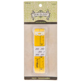 Tape Measure With Yardage Marked - 288""