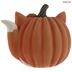 Fox Pumpkin Decor