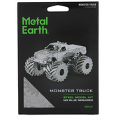 Metal Earth Monster Truck Model Kit