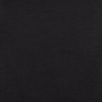 Black Faux Leather Apparel Fabric