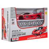 Ferrari FXX-K Die Cast Model Kit