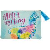 Alpaca My Bag Pouch